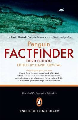 The Penguin Factfinder by David Crystal