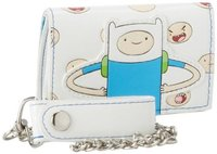 Adventure Time Finn Chain Wallet