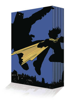 The Dark Knight Returns Slipcase Set by Frank Miller