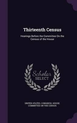Thirteenth Census image