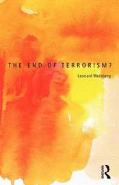 The End of Terrorism? by Leonard B. Weinberg
