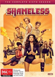 Shameless - The Complete Sixth Season on DVD