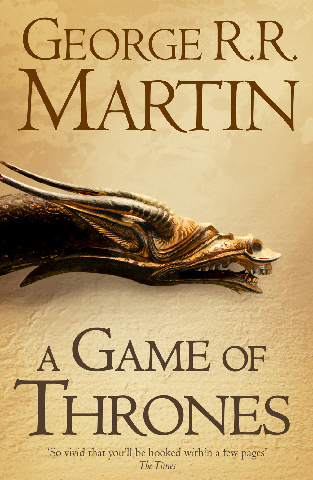 A Game of Thrones (Song of Ice and Fire #1) (UK Ed.) by George R.R. Martin image
