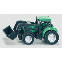 Siku: Deutz-Fahr Argotron Tractor with Front Loader