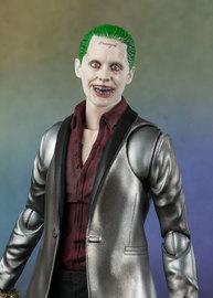 Suicide Squad: S.H.Figuarts - Joker Figure