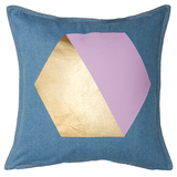 Bambury Gem Cushion (Lavender)