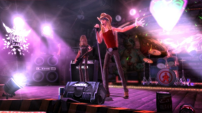 Guitar Hero III: Legends of Rock (Game Only) for Xbox 360 image