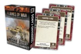 Flames of War: Afrika Korps - Command Cards