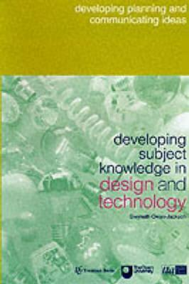 Developing Subject Knowledge in Design and Technology image