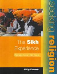 The Sikh Experience by Jan Thompson image