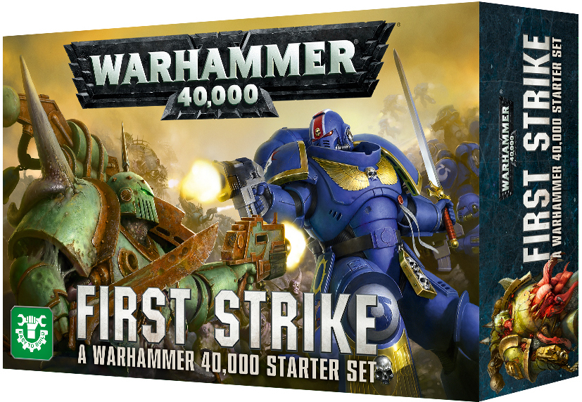 Warhammer 40,000: First Strike image