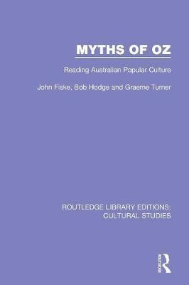 Myths of Oz by Bob Hodge image