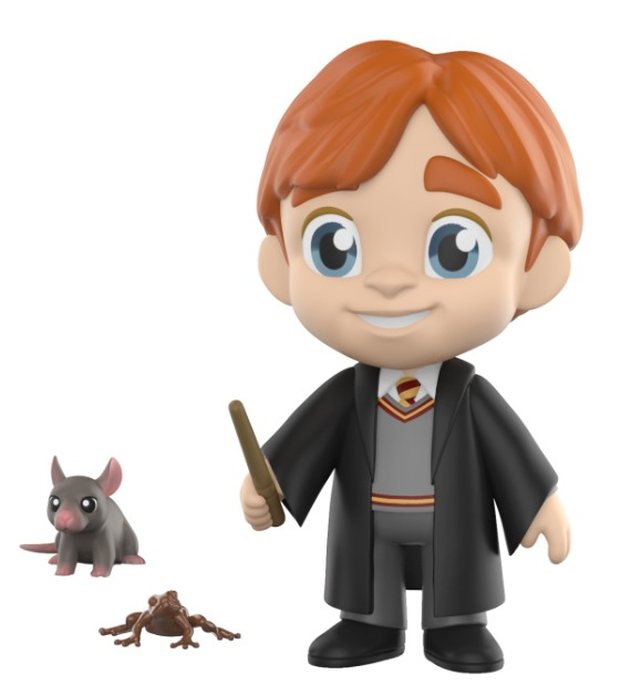 Harry Potter: Ron Weasley - 5-Star Vinyl Figure