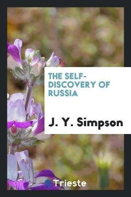 The Self-Discovery of Russia by J Y Simpson image