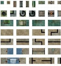 D&D: Dungeon Tiles Reincarnated - City