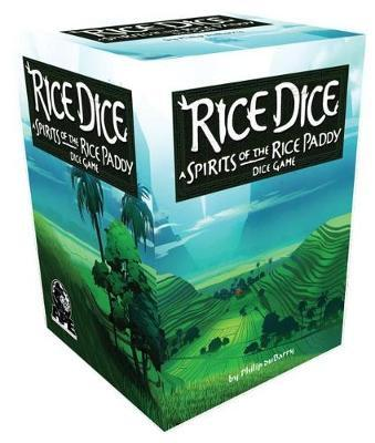 Rice Dice: A Spirits of the Rice Paddy - Dice Game