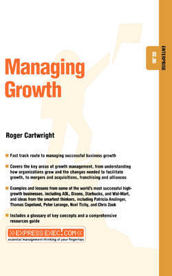 Managing Growth by Roger Cartwright image