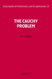 The Cauchy Problem by Hector O. Fattorini