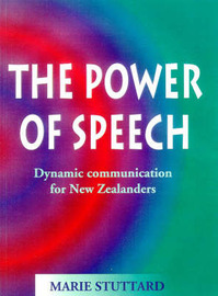 The Power of Speech by Marie Stuttard image