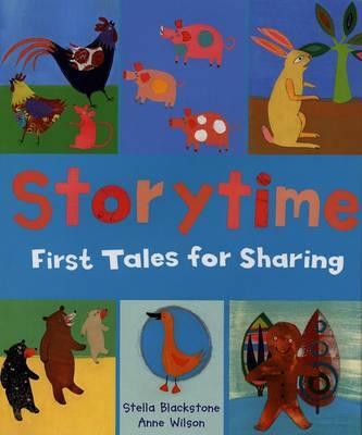 Storytime by Stella Blackstone image