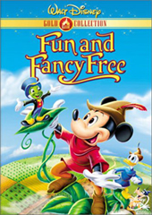 Fun And Fancy Free (1947) on DVD