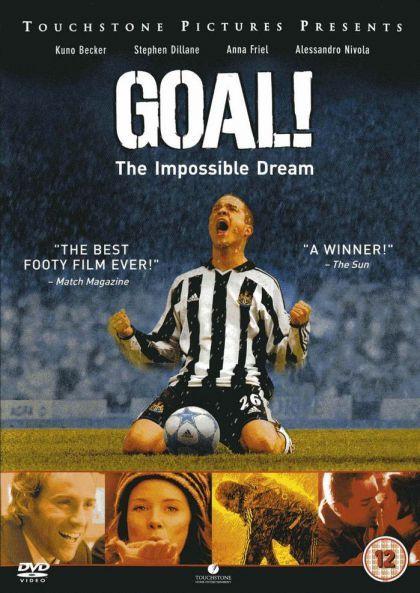 Goal! on DVD