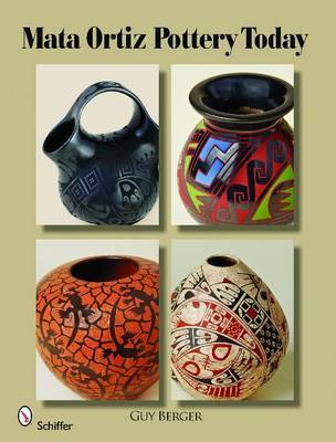 Mata Ortiz Pottery Today by Guy Berger image