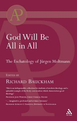 God Will be in All by Richard Baukham image