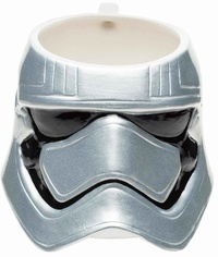 Star Wars: Captain Phasma - Molded Ceramic Mug