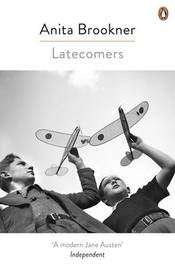 Latecomers by Anita Brookner image