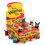 "Dunny: Andy Warhol Series - 3"" Vinyl Minifigure (Blind Box)"