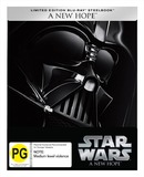 Star Wars Episode IV: A New Hope on Blu-ray