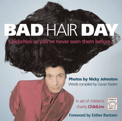 Bad Hair Day by Nicky Johnston image