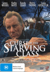 Curse Of The Starving Class on DVD