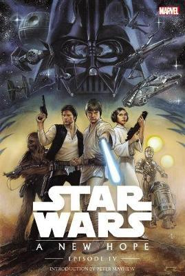 Star Wars: Episode Iv: A New Hope by Roy Thomas