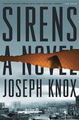 Sirens by Joseph Knox image