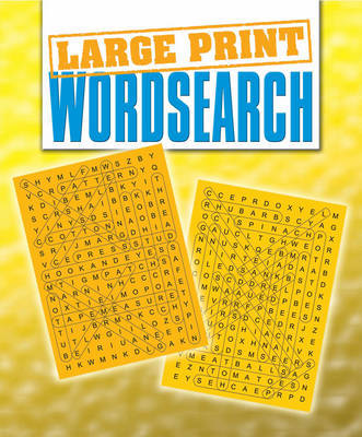 Wordsearch by Various Experts image