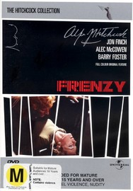 Frenzy on DVD image