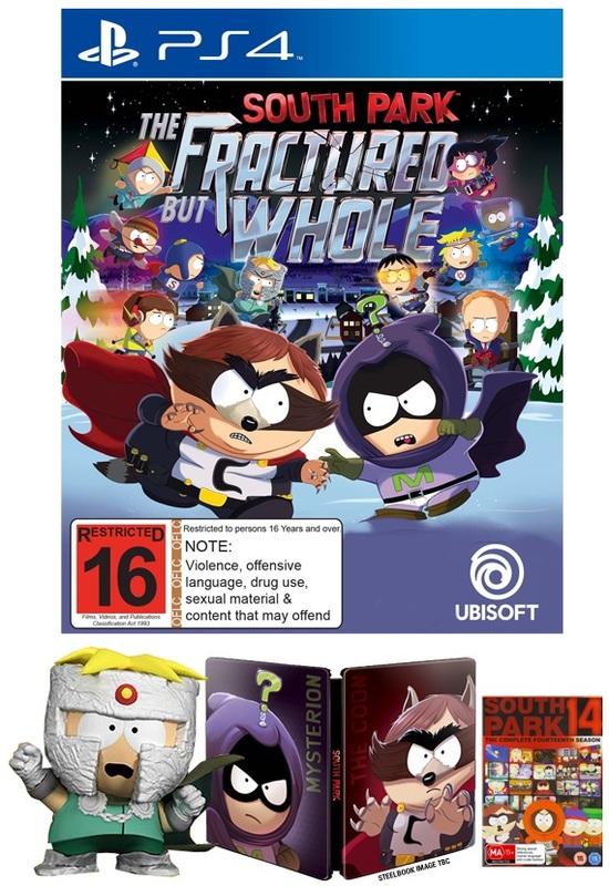 16540202d4b South Park  The Fractured But Whole Super Hero Bundle (Uncut)