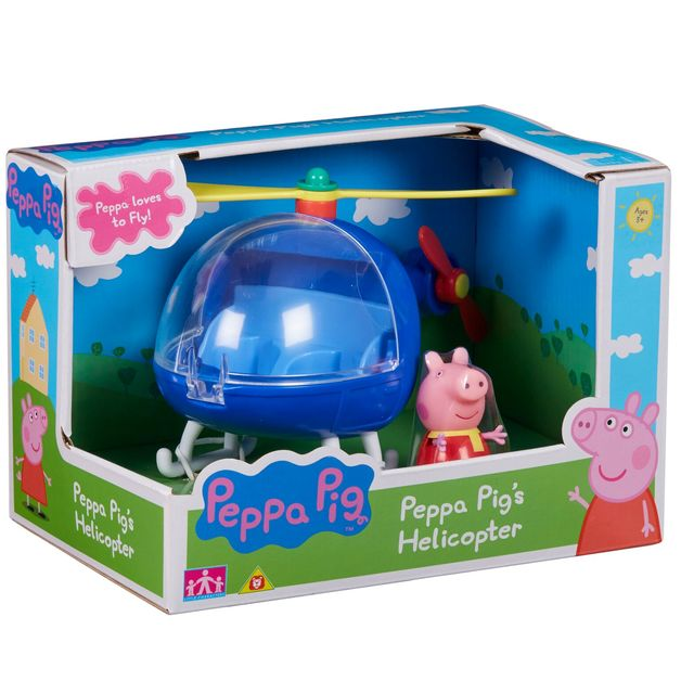 Peppa Pig: Vehicles - Helicopter
