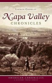 Napa Valley Chronicles by Lauren Coodley image