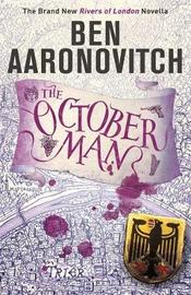 The October Man by Ben Aaronovitch image