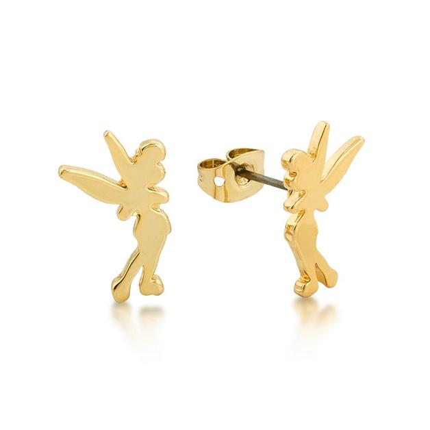 Couture Kingdom: Disney Tinker Bell Studs- Yellow Gold