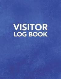 Visitor Log Book by Arthur V Dizzy