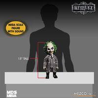 """Beetlejuice: Talking Beetlejuice - 15"""" Mega Scale Figure"""