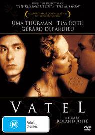Vatel on DVD