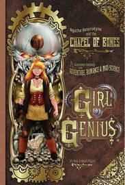 Girl Genius: v. 8 by Kaja Foglio image