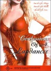 Confessions Of A Lap Dancer on DVD
