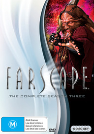 Farscape - The Complete Third Season on DVD