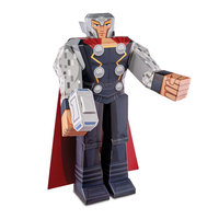 Marvel Blueprints: Thor 12-Inch Papercraft